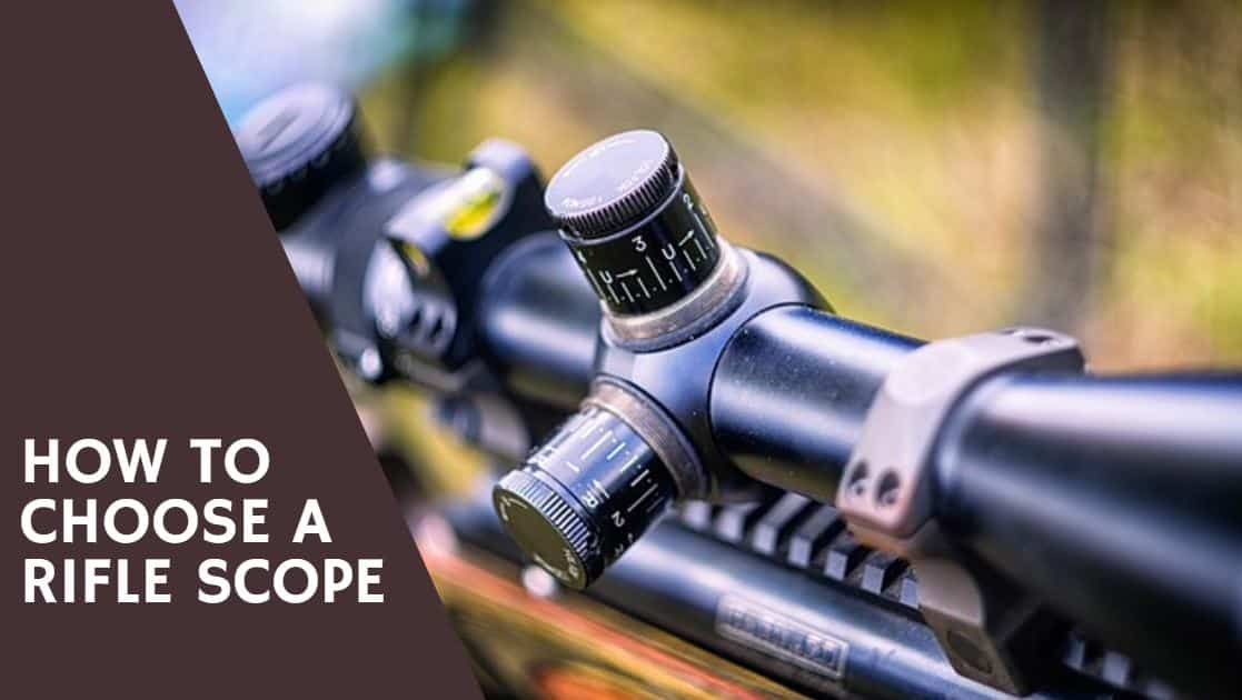 You are currently viewing How to Choose a Rifle Scope (Beginner's Guide)