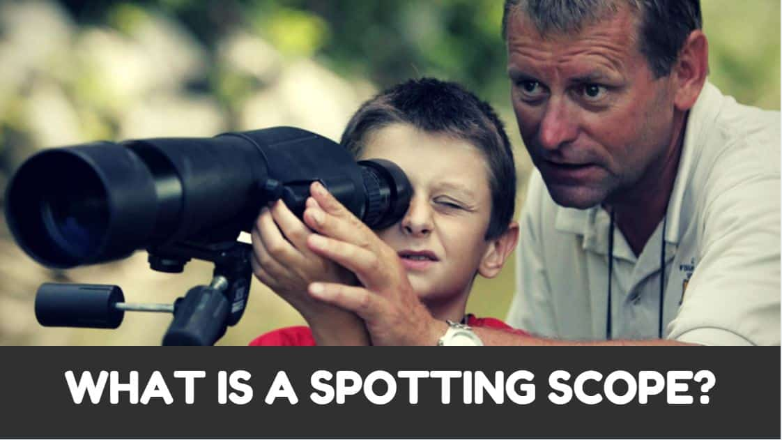 You are currently viewing What is a Spotting Scope? (Part 1 of Spotting Scope Guide)