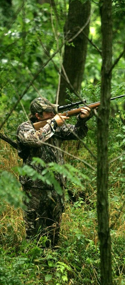 Deer Hunting Tips, Clothing, Camo