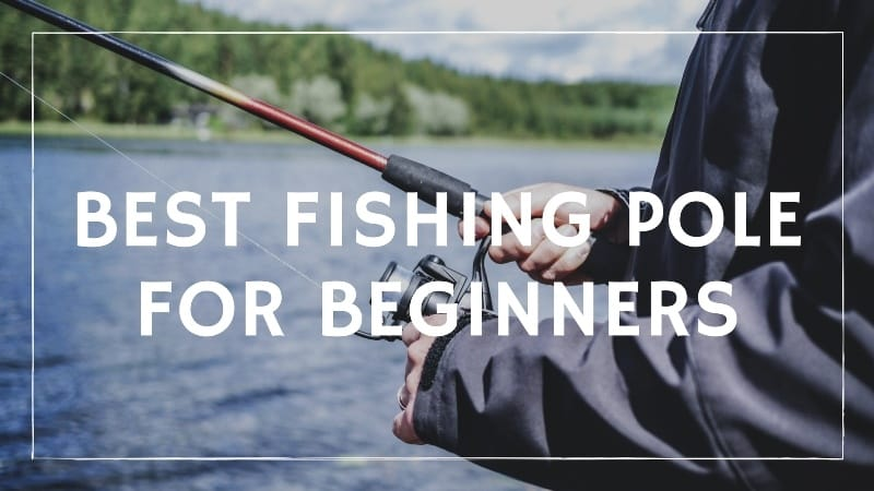Best fishing pole for beginners march 2018 outdoorstack for Best fishing pole for beginners