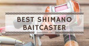 Best Shimano Baitcaster. Best Shimano Baitcasting Reel.